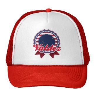 Valdez, AK Mesh Hats