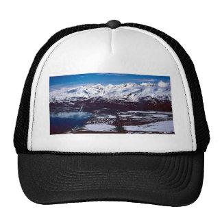 Valdez, Alaska Mesh Hat
