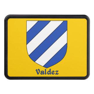Valdez Heraldic Shield