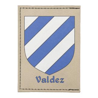 Valdez Historical Family Shield Tyvek® Card Wallet