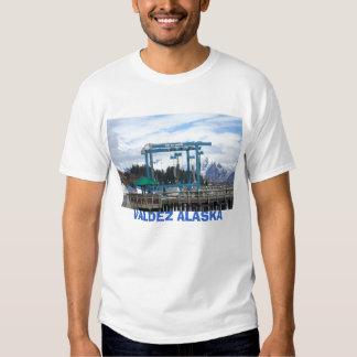 Valdez, VALDEZ ALASKA Tees