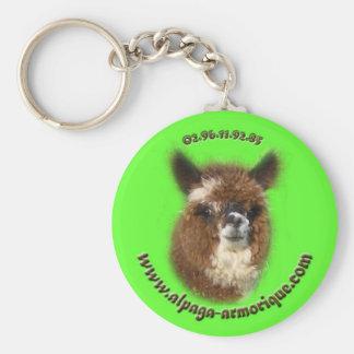 valdivia the alpaca key ring
