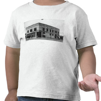 Vale, Oregon Town View of Nelson Block Photograp T-shirts