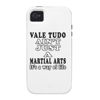 Vale Tudo Ain t Just A Martial Arts It s Vibe iPhone 4 Cover