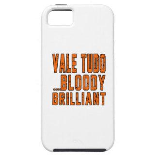 Vale Tudo Bloody brilliant iPhone 5 Cases