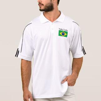 Vale Tudo Brasil Addidas Polo