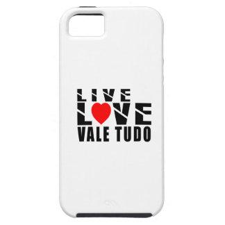 VALE TUDO Designs iPhone 5 Covers