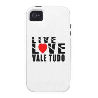 VALE TUDO Designs iPhone 4 Case