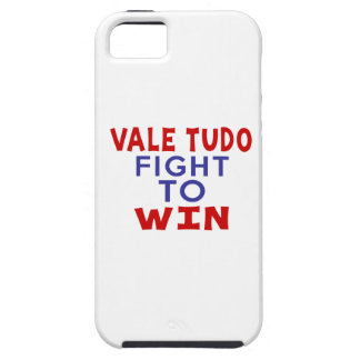 VALE TUDO FIGHT TO WIN iPhone 5 COVERS