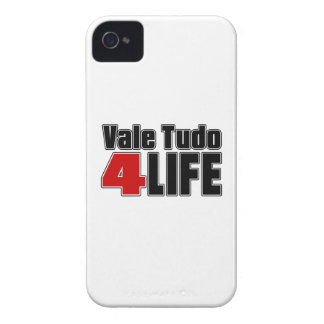 Vale Tudo For Life Case-Mate iPhone 4 Cases