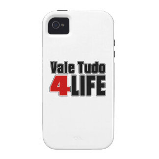 Vale Tudo For Life iPhone 4 Cases