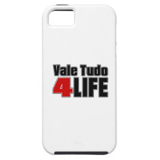 Vale Tudo For Life iPhone 5 Case