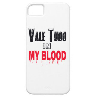 Vale Tudo In My Blood iPhone 5/5S Cases