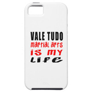 Vale Tudo is my life iPhone 5/5S Covers