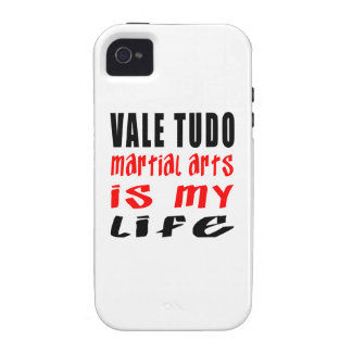 Vale Tudo is my life Case-Mate iPhone 4 Cover