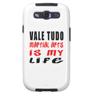 Vale Tudo is my life Samsung Galaxy SIII Cover