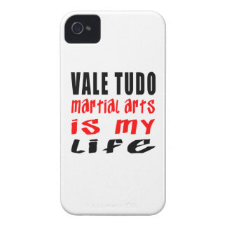 Vale Tudo is my life Case-Mate iPhone 4 Case