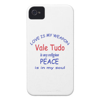 Vale Tudo is my religion iPhone 4 Case-Mate Case