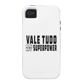 Vale Tudo is my superpower iPhone 4 Cover