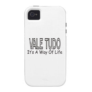 Vale Tudo It s A Way Of Life iPhone 4/4S Case