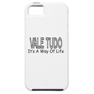 Vale Tudo It's A Way Of Life iPhone 5/5S Covers