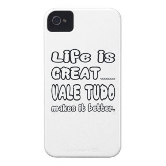 Vale Tudo Makes It Better Case-Mate iPhone 4 Cases