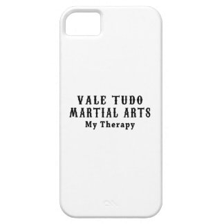 Vale Tudo Martial Arts My Therapy iPhone 5 Cases