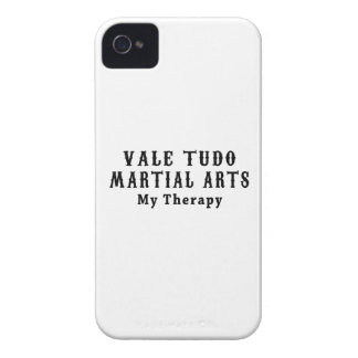 Vale Tudo Martial Arts My Therapy iPhone 4 Case-Mate Cases