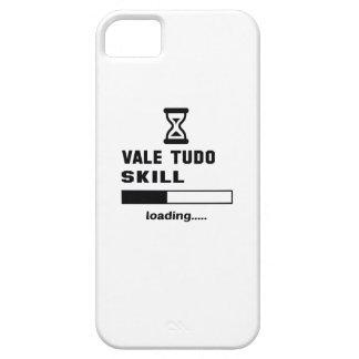 Vale Tudo skill Loading...... iPhone 5 Cover