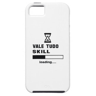 Vale Tudo skill Loading...... iPhone 5 Covers