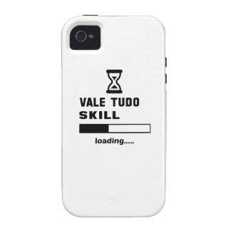 Vale Tudo skill Loading...... Vibe iPhone 4 Cases