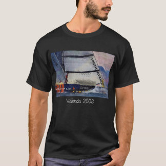 Valencia 2008 - America s cup T-Shirt
