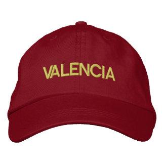 Valencia Cap Embroidered Baseball Cap