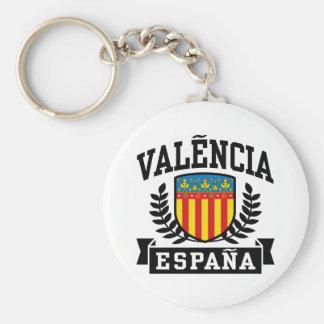 Valencia Espana Key Ring