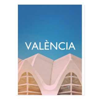 Valencia Postcard