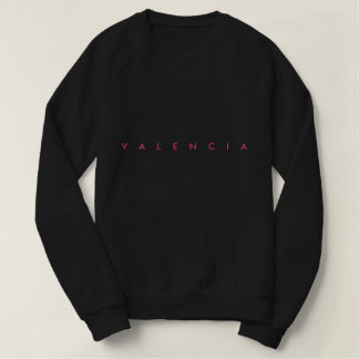 Valencia Women's Pullover black/red