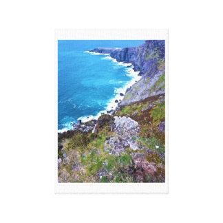 Valentia Island Canvas Print
