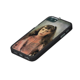 Valentin Serov- Portrait of Grand Duchess Olga Case For iPhone 5/5S