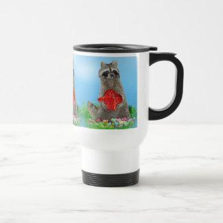 Valentine Bandit Mug
