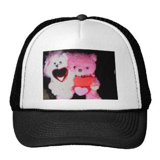 valentine bears Photo 9732 Trucker Hats