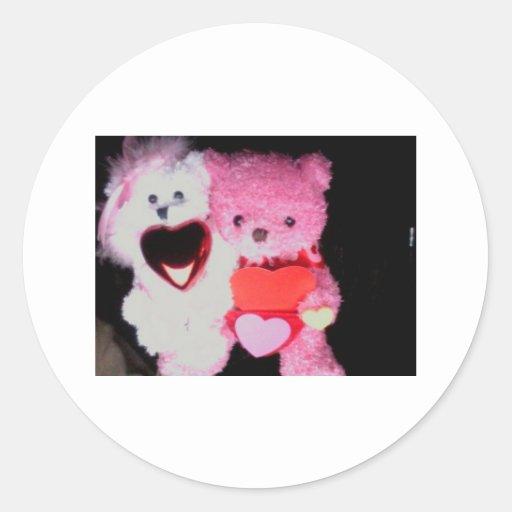 valentine bears Photo 9732 Sticker