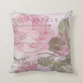 Valentine Blush Cushion