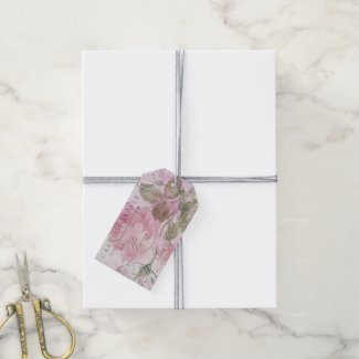 Valentine Blush Gift Tags