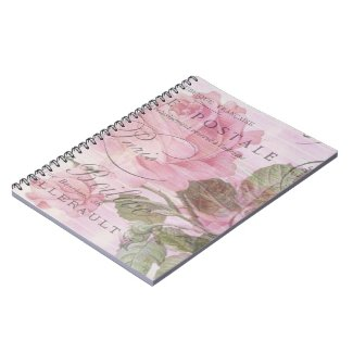 Valentine Blush Notebook
