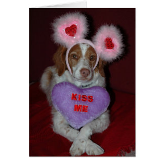 VALENTINE BRITTANY GREETING CARDS
