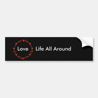 Valentine Bumper Sticker