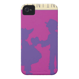 <Valentine> by Steve Collier iPhone 4 Case-Mate Case
