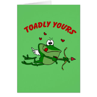 Valentine Card Greeting Cards