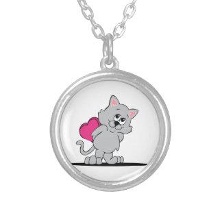 Valentine Cat Jewelry