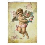 Valentine Cherub - Amour Cards